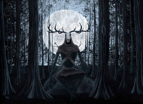 Leshen from The Witcher