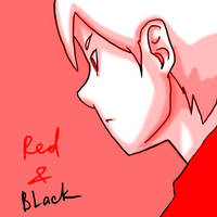 Red And Black by zidxed