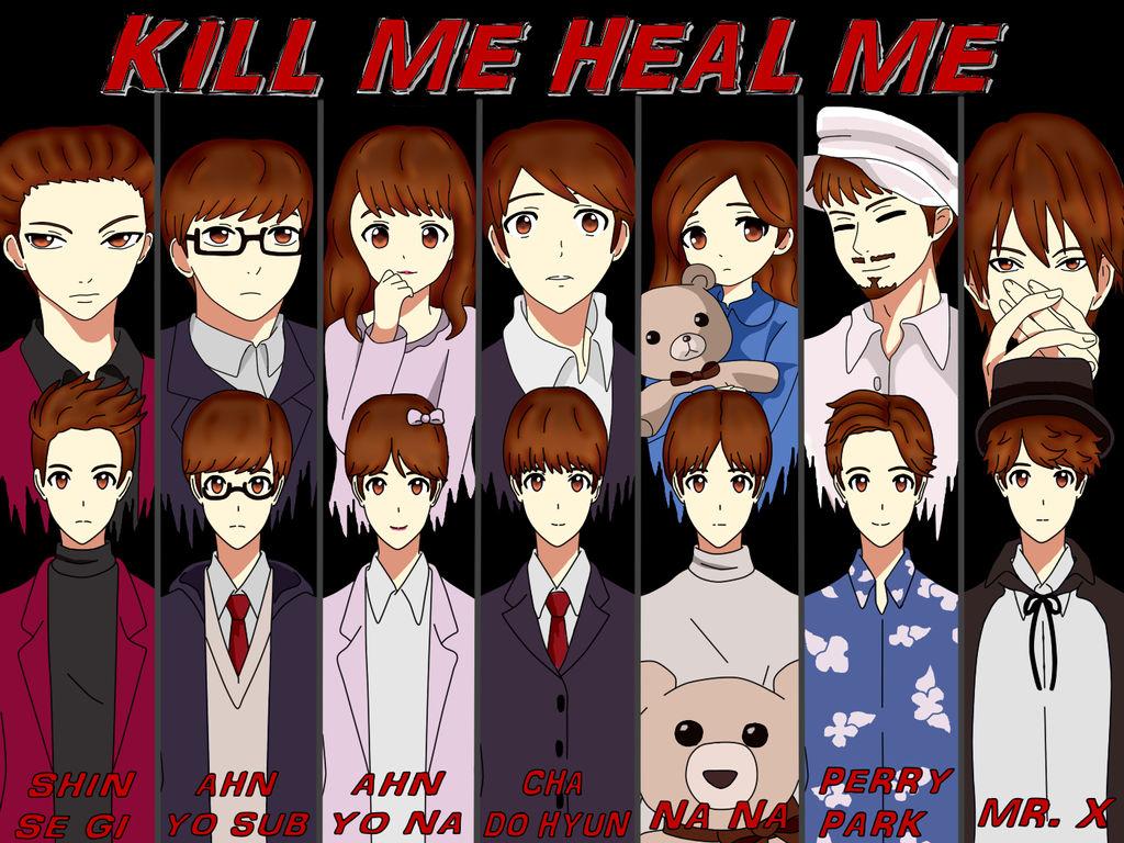 Kill Me Heal Me by GrayEyesCrying on DeviantArt