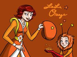 rb: Lala Orange and Mango by freetre
