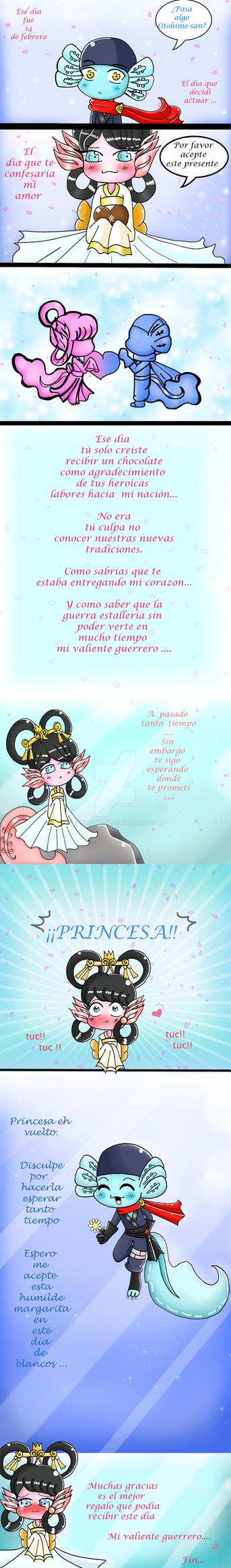 Historia de Amor Axolote (oc Pauly-chan) by Pauly-chan