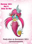 Mermay 2021 Day 6 Erizo de Mar