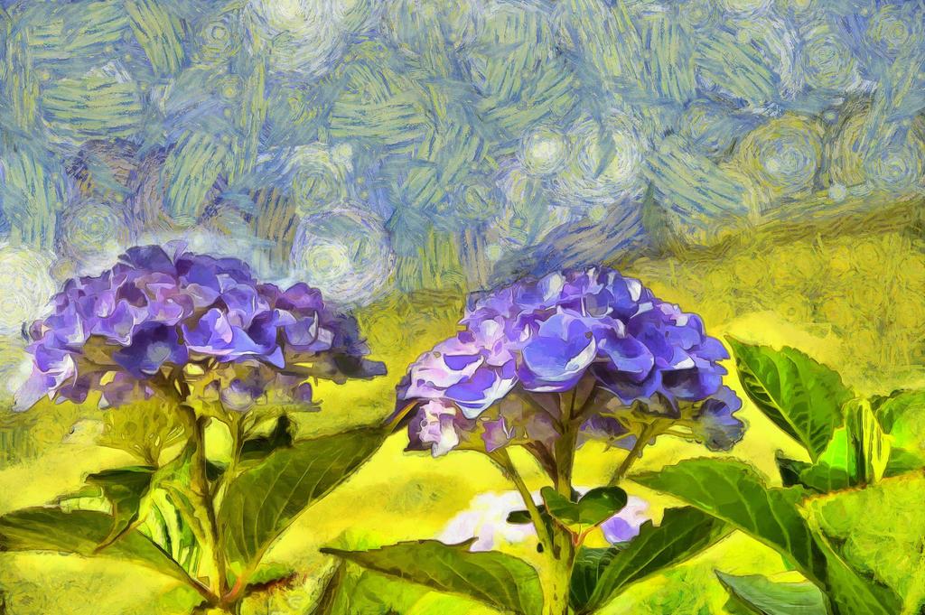 Flowers5 by oldhippieart