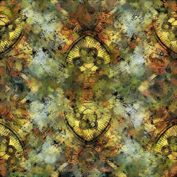 Watercolor Grunge 5 by oldhippieart