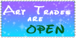 Art Trades Open Stamp by Tsukiiyume