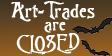 Hallo Art-trade Stamp Closed by Tsukiiyume