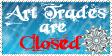 Winter Art Trade Closed Stamp by Tsukiiyume