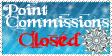 Winter PCommish Closed Stamp by Tsukiiyume