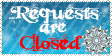 Winter Request Closed Stamp by Tsukiiyume