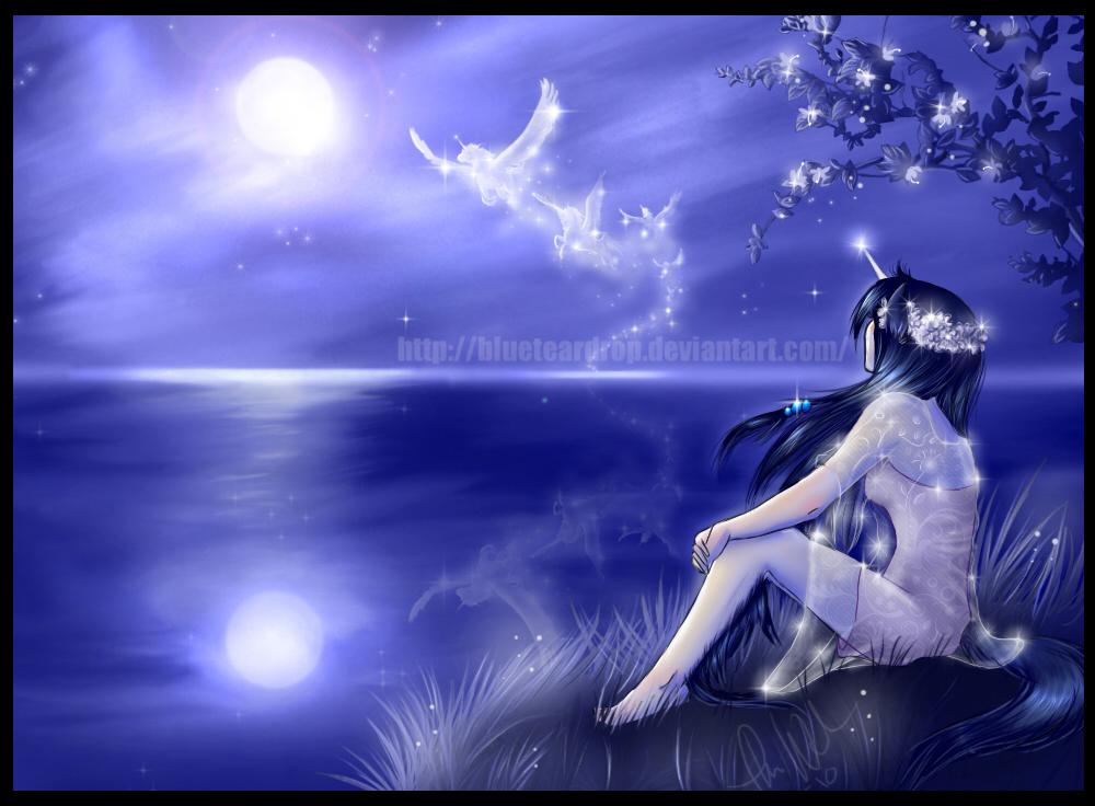 Fantasy Sky by BlueTeardrop