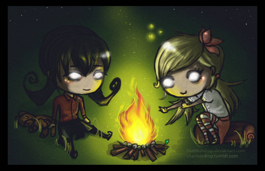 Don't Starve by BlueTeardrop