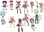 Unsold Adopts: #2: Discounted: 4/13 OPEN