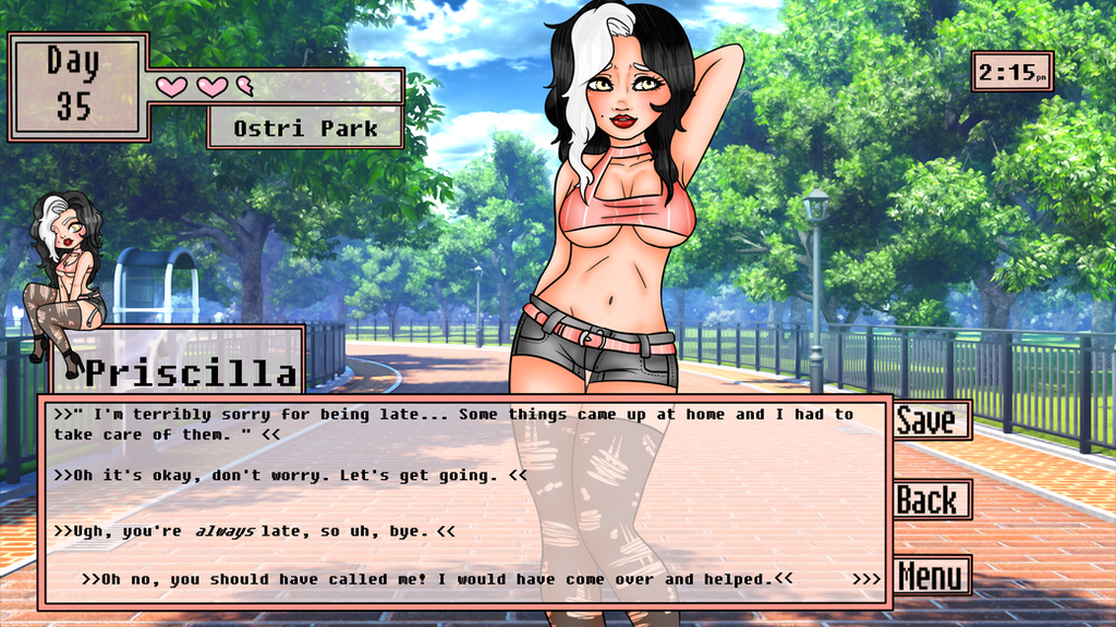 Best nsfw dating sims