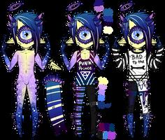 Xynthii: Custom: Kyaklutz by ObsceneBarbie
