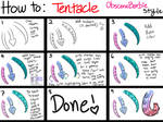 How To: Tentacle: ObsceneBarbie Style