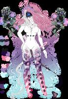 Custom: Xynthii: CheriPearl: 1/3 by ObsceneBarbie