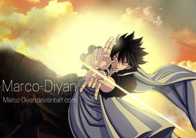 Repent for your sins- Zeref The black wizard by marco-diyan