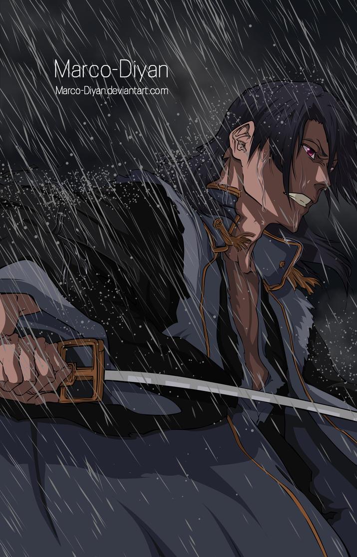 Bleach-T57-Kuchiki Byakuya by marco-diyan on DeviantArt