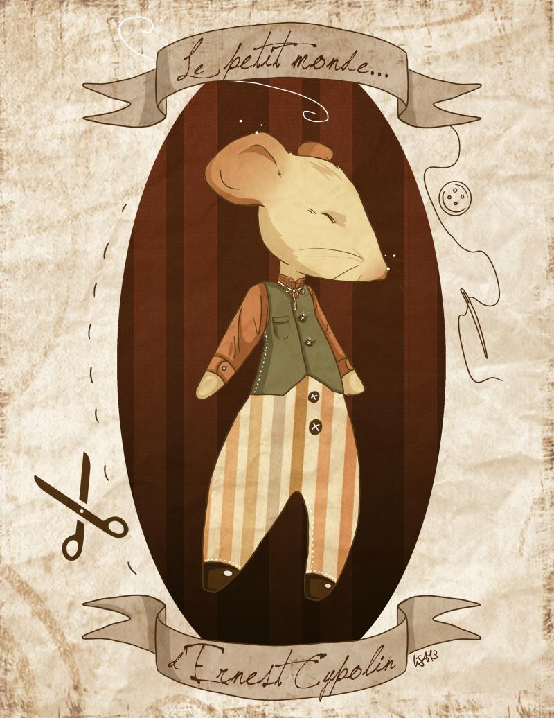 Ernest Cypolin by Rill-Ao