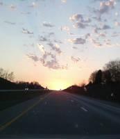 sunset 1.0 by blueeyedfreak