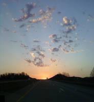 Sunset 1.2 by blueeyedfreak