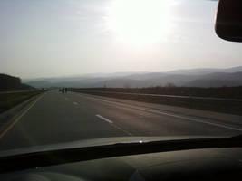 misty hills by blueeyedfreak