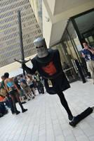 My Black Knight by blueeyedfreak