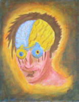 an artists brain by blueeyedfreak