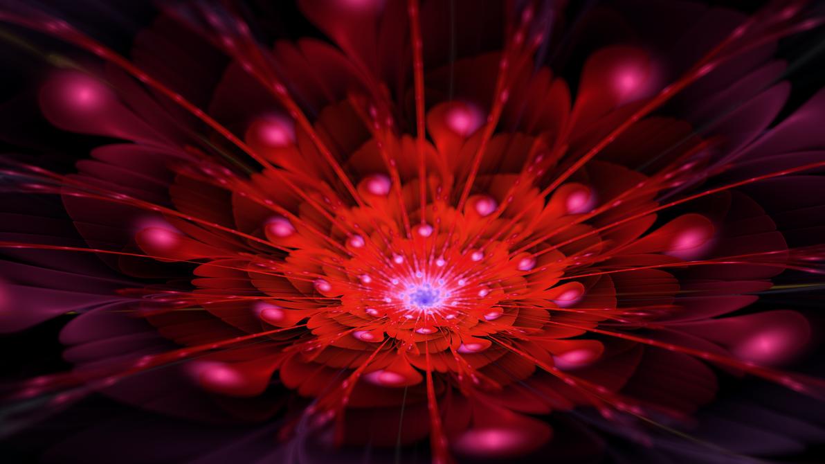 (im back) blossoming vortex by huntercobb