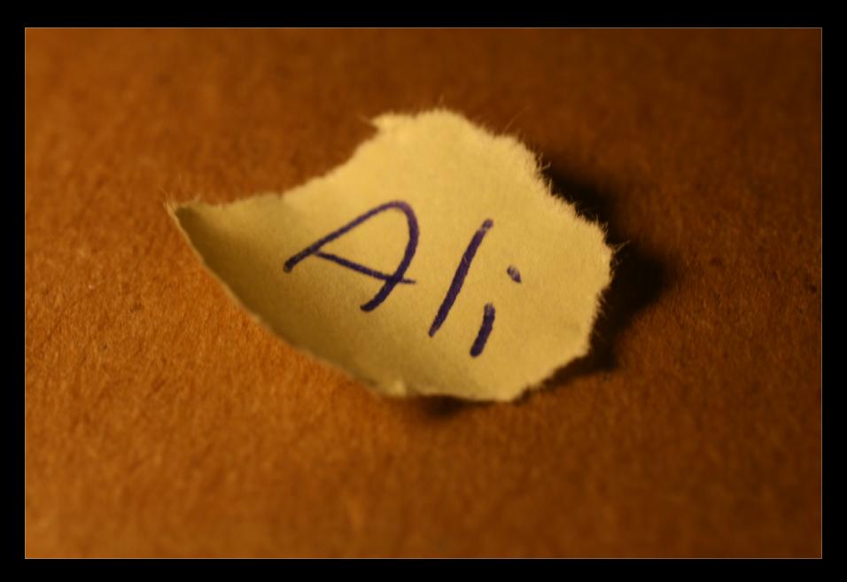 Ali By ta9mem by aliohali