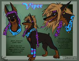 Viper Reference Sheet by Senshee
