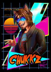 Retro Chukkz by Senshee