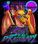 :com: Cool Shades Suzi by Senshee