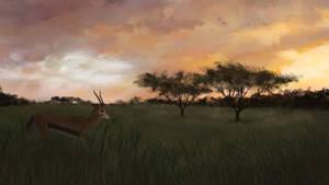 Savanna by Atik1n