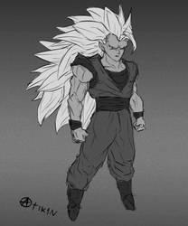 Goku by Atik1n