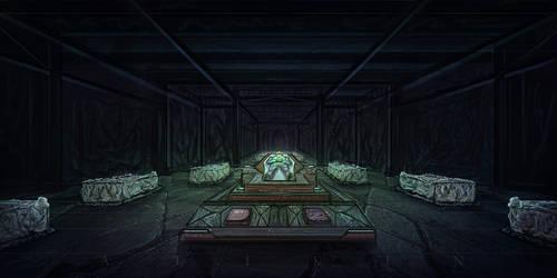 Royal Tomb by Atik1n