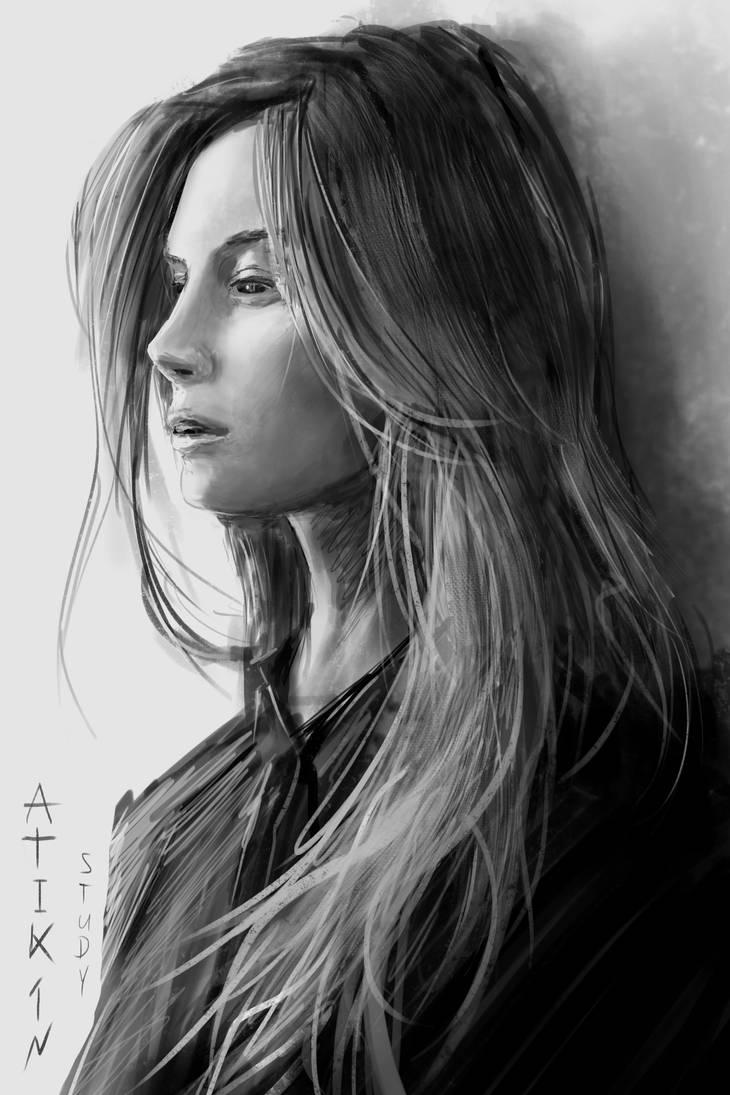 Portrait2 by Atik1n