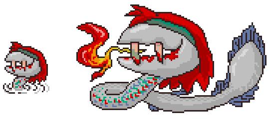 Earthbound Kraken