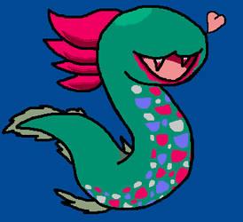 The scary Kraken of the Sea by GreggJanus