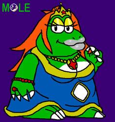 Mole by GreggJanus