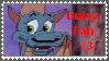 Dulcy Fan Stamp by GreggJanus