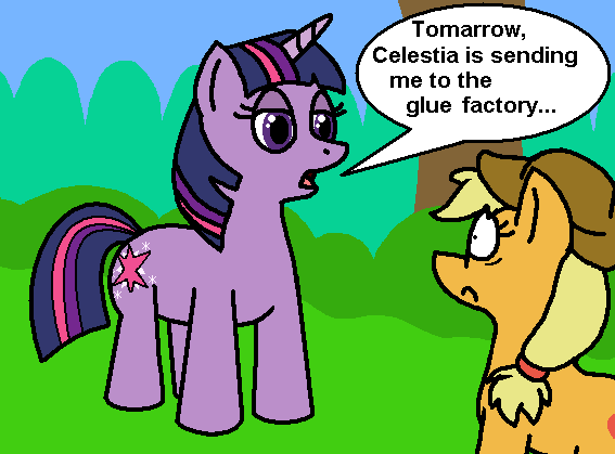My Little Pony Fart My troubled pony drama is fart