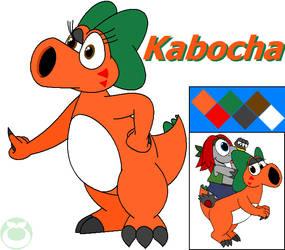 Kabocha Ref by GreggJanus