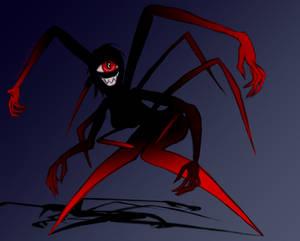 Gaia Freebie: Spider Lady