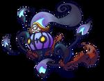 Pirate Chandelure