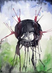 Skull by morloz