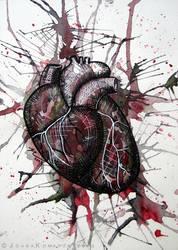 Heart by morloz
