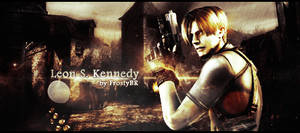 Sign Leon Kennedy