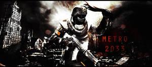 Sign GFX - Metro 2033