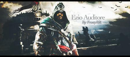 Sign GFX - Ezio Auditore